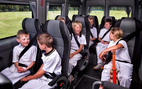 перевозка детей в Одессе